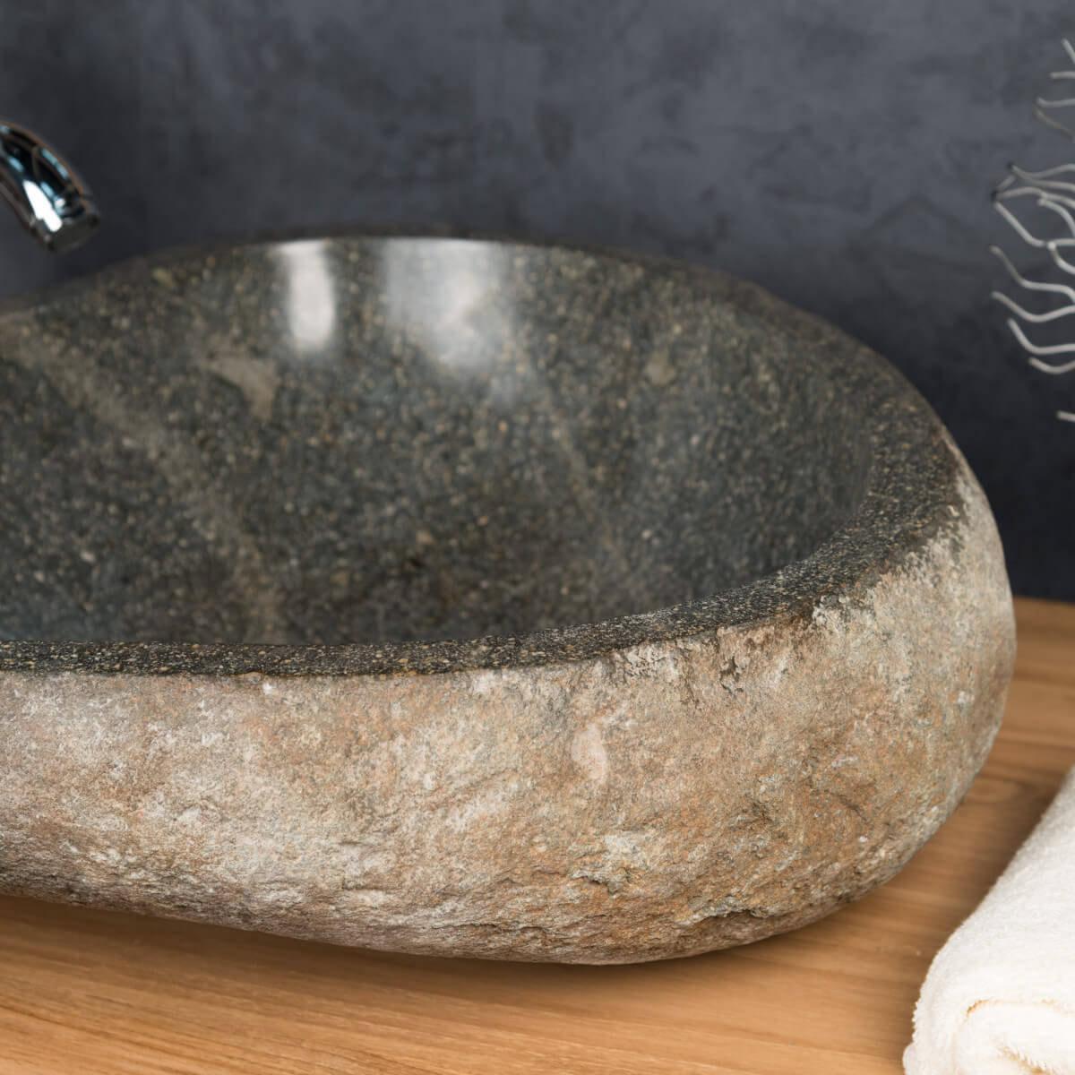 grande vasque salle de bain. Black Bedroom Furniture Sets. Home Design Ideas